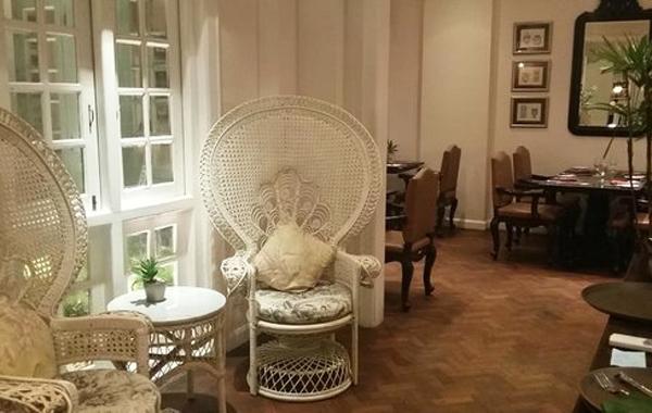 Acacia Tea Salon, Yangon