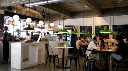 Coffee shops in Yangon