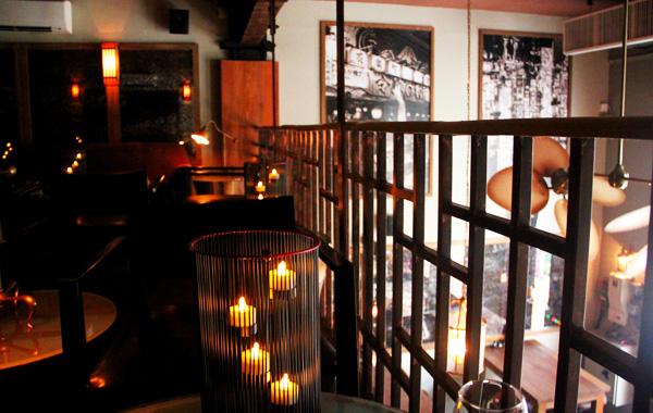 Gekko Co Ltd - good restaurant in yangon
