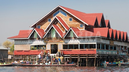 Restaurants in Inle Lake