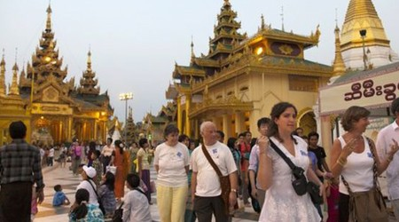 Myanmar Experiences Potentials for Tourism Industry in 2016