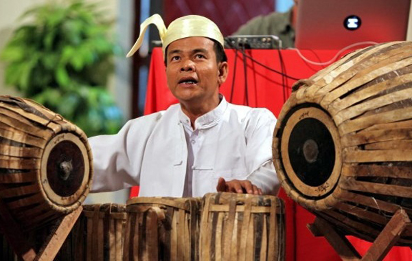 Myanmar Traditional Instruments