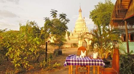 Restaurants in Bagan, Myanmar