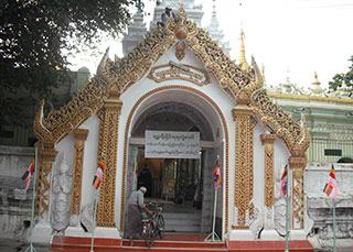 Shwe Kyi Myin Monastery