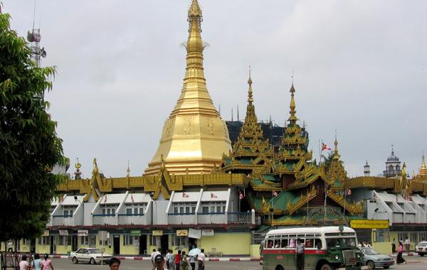Sule Pagoda – Iconic Pagoda of Myanmar