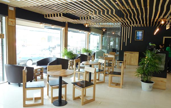 The District Coffee Lounge, Yangon