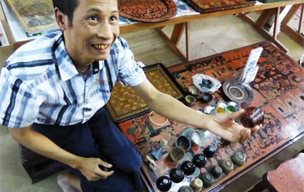 Tun Handcrafted Lacquerware