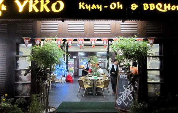 YKKO Restaurant