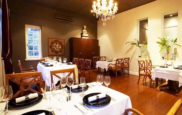 restaurant le planteur - good restaurant in yangon