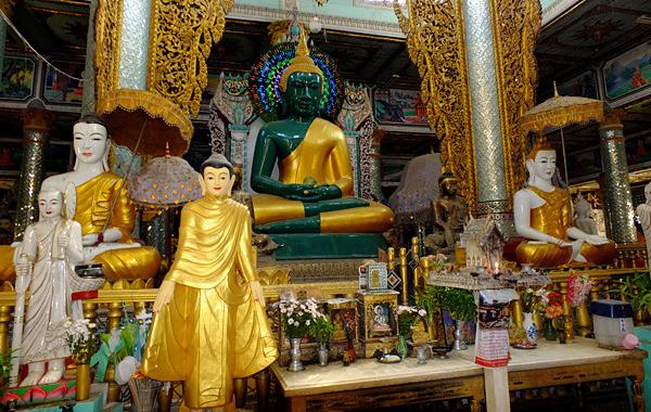 Ah Lane Nga Sint Pagoda