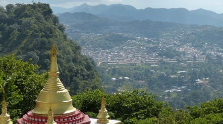 April Myanmar Tour: Visit Taunggyi To Escape Heat