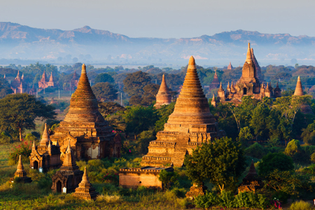 Good News For Myanmar Tours New Adjustment On Bagan Temple - Myanmar tours