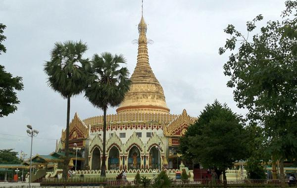 Kabar Aye Pagoda, Yangon