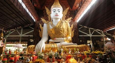 Koe Htat Gyi Pagoda, Yangon