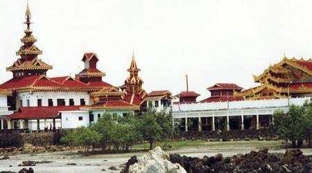 Kyaikkalo and Kyaikkalei