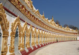 Landmarks nearby Kyauktawgyi Pagoda