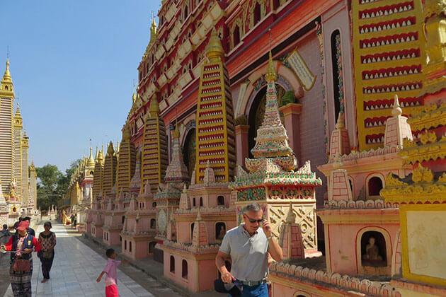 Sambuddhai Kat Kyaw pagoda