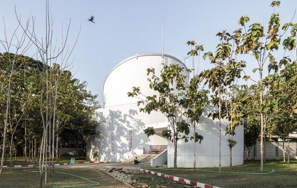 The Planetarium, Yangon Myanmar