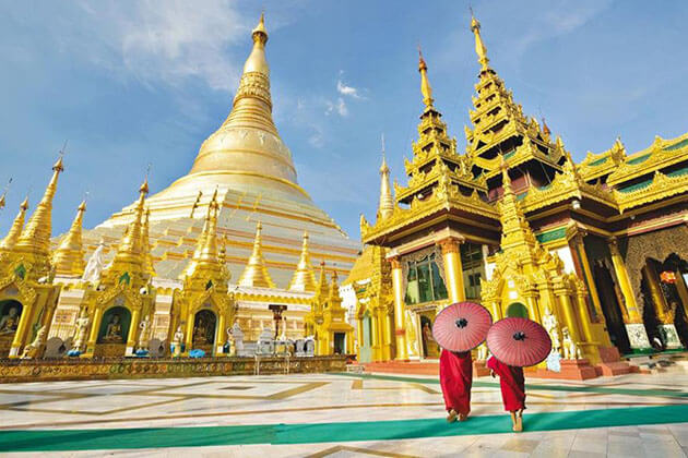 Yangon Stopover With Inle Extension – 5 Days