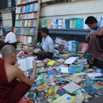 Bookshops in yangon