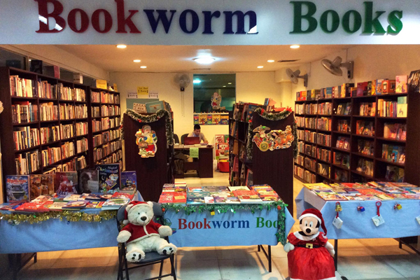 Bookworm Books, Yangon