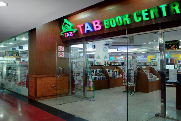 Tab Book Centre, Yangon
