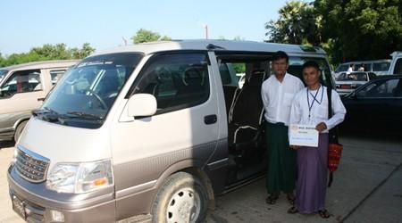 Myanmar Airport Transfer