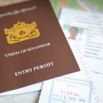Myanmar Visa Exemption