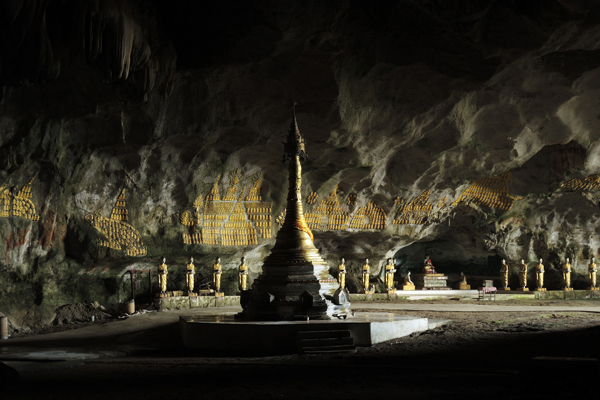 Saddar Cave, Hpa An, Myanmar