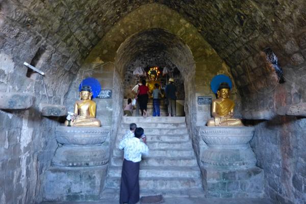 The interior of Htukkanthein Hemple