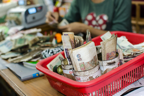 Myanmar Currency and Exchange Rate