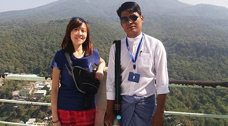 Feedback of Ms. Kukharenko on 14-Day Myanmar Tour