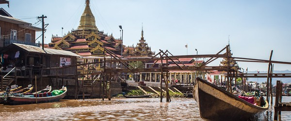 Myanmar Travel by Boat