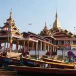 Phaungdawoo pagoda - highlight of Myanmar tour package