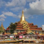 phaung daw oo pagoda - the sacred temple cannot miss in burma tour packages