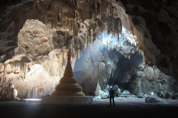 Badah-lin caves