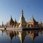 Indawgyi Lake, Kachin State, Myanmar
