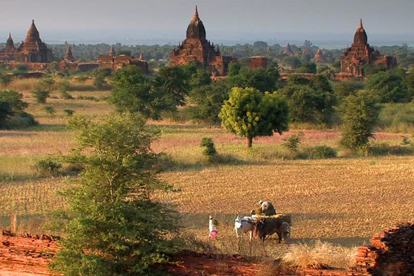 Myanmar World Heritage Sites