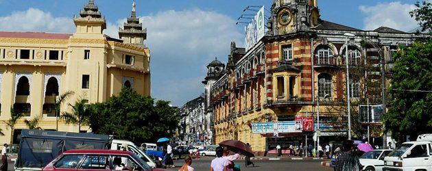 Yangon Region (Rangoon)
