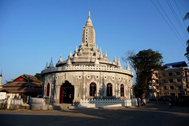 Bhamo, Kachin State, Myanmar