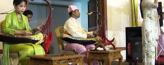 Burmese Ensemble and Chamber Music playing in wedding