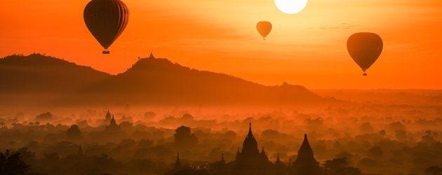 Designated Viewing Platforms to be Established to Enjoy Sunset in Myanmar