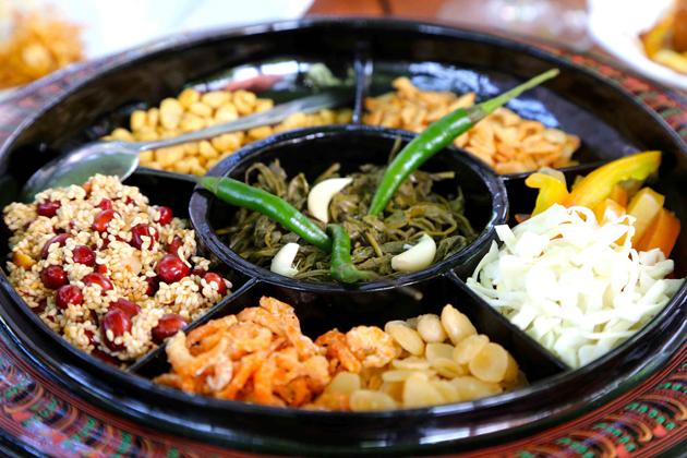 Eating in Myanmar, Guide to Myanmar Cuisine