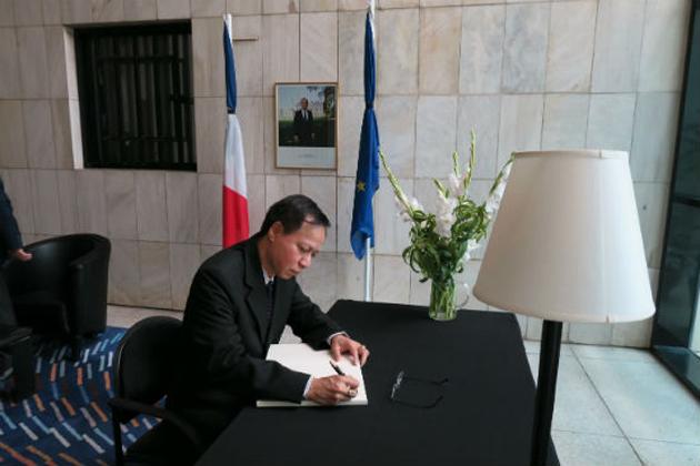 France Embassy in Myanmar