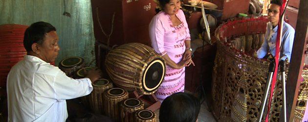 Hsaing Waing - Myanmar Traditional Music