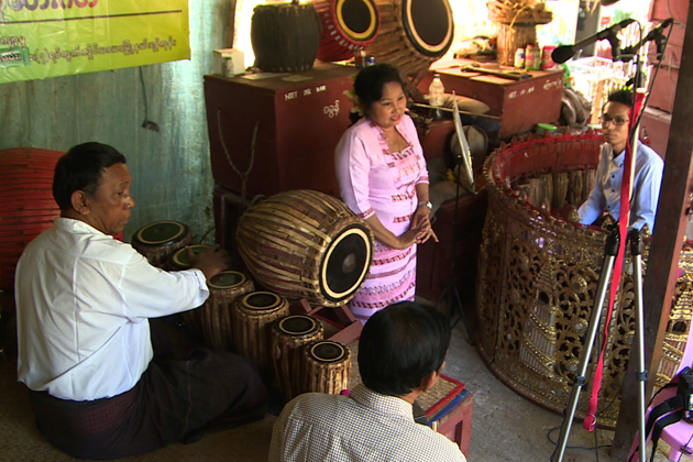 Hsaing Waing - Myanmar Traditional Music