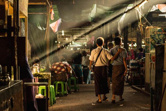 Living Style in Myanmar