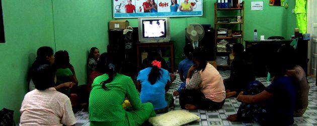 Myanmar TV and Media Information