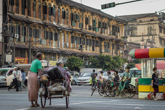 Myanmar is one of the safeties countries in the world