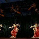 Myanmar puppet show in Yangon